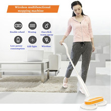 Buy Free Hand held low noise mopping vacuum cleaner robots for $218.50 in AliExpress store