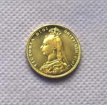 1888 British Gold COIN COPY FREE SHIPPING(China)