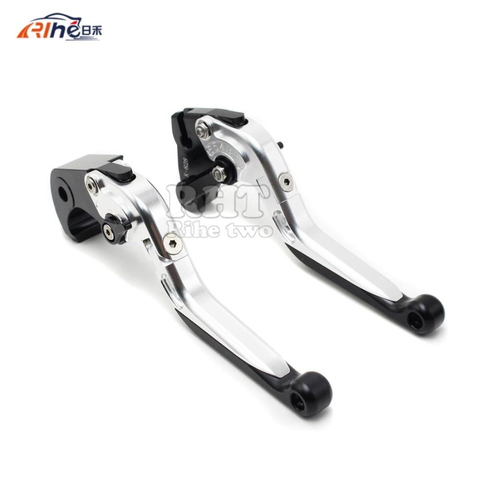 latest motorbike aluminum clutch levers motorcycle brake clutch lever  For   Suzuki SV650 SV650S 1999-2009 SV 650 650S 99-09<br>