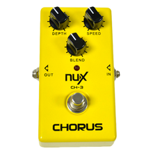 Little angel  new arrival guitar stompbox single chrous monoliphic guitar pedal