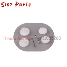 Factory wholesale 30 sets syma s107 rc helicopter gear kit Accessories for s107g helicopter(China)
