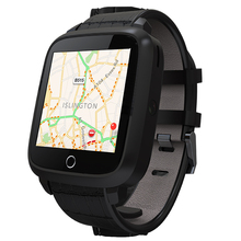 Fashion Business Watch U11s 1G RAM 8G Memory ROM MTK6580 Quad Core WIFI Bluetooth GPS Heart Rate Monitor Smart Watch Android 5.1(China)