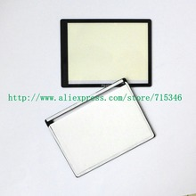 New LCD Window Display (Acrylic) Outer Glass For Fuji FUJIFILM HS10 HS20 HS22 HS25 HS30 HS35 Digital Camera Repair Part + Glue