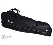 Free Shopping Helicopter Tarot 700 special field bag/black/reinforced TL2649