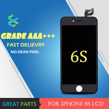 10PCS Grade AAA 4.7 inch LCD For iPhone 6S Display Good 3D Touch Screen With Digitizer Replacement Assembly Parts Free DHL
