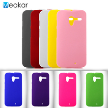 Grind arenaceous Hard Plastic shell 4.7for Moto X Case For Motorola Moto X XT1058 Cell Phone Back Cover Case