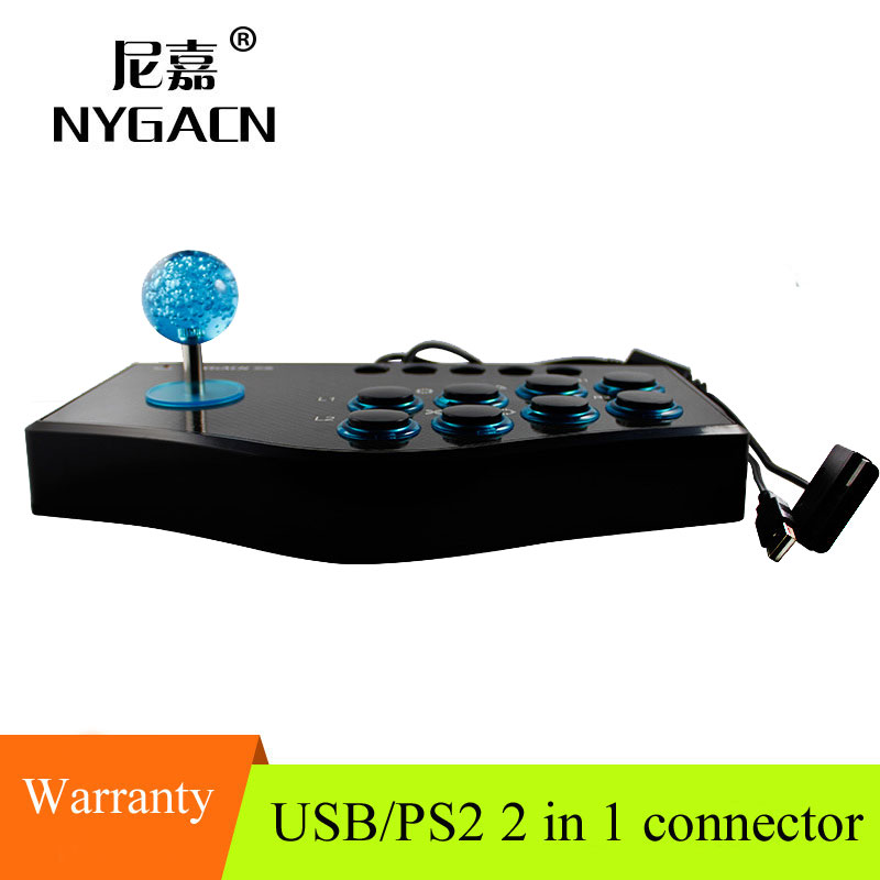 PC-arcade-game-controller-computer-streeting-fighting-gamepad-with-long-8-axis-joystick-and-turbo-function-(1)