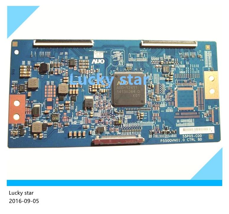 Original LOGIC BOARD  55P05-C00 P550QVN01.0 CTRL BD<br><br>Aliexpress