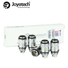 100% Original 5pcs Joyetech eGo One CL Pure Cotton Head CL 0.5ohm CL 1ohm Coil Resistance Atomizer Heads for eGo One Atomizers