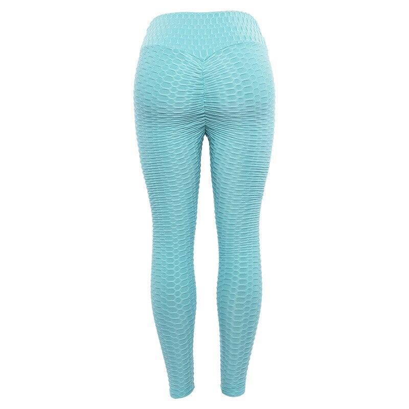 Women's High Waist Fitness Leggings, Fashion Push Up Spandex Pants, Workout Leggings 32