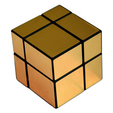 Mirror Cube 2x2x2 57mm Puzzle Magic Cubes Brain Teaser Toys