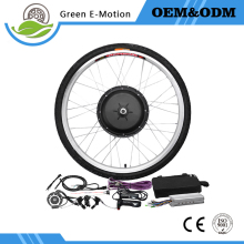 "48v500w brushless non-gear hub motor mountain bike ebike motor kit 20"", 24"", 26"", 28""electric bicycle conversion kit"