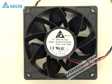 Delta QFR1212GHE 12V 2.70A 12038 12CM Bitcoin Miner FAN 12cm PWM Most Powerful for Bitcoin Mining(China)