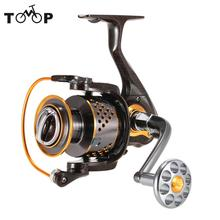 FDDL Brand Spinning Fishing Reel 13BB Aluminum Saltwater Gear 5.2:1/4.7:1 Pesca Distant Wheel Sea Fishing Pesca Reel Tackle(China)