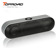 Portable Bluetooth Speaker Wireless HD Stereo Speakers Column Handsfree Bluetooth Receiver Soundbar Support TF AUX USB for Phone