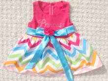 Hot Sale Baby Pettidress Party dress Fashion Dress Princess Cute Petti For Toddler Baby Girl Clothes KP-BPD005(China)