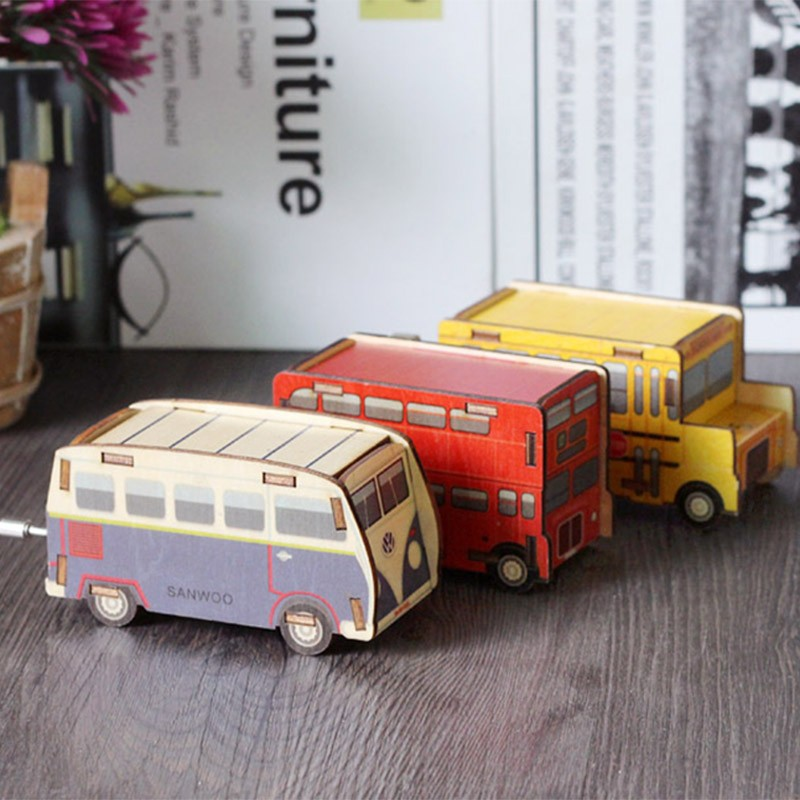 Hand-Ridel-Music-Box-Mini-Bus-Birthday-Gift-Wood-Mechanism-Toy-Musical-Instrument-TC0019 (3)
