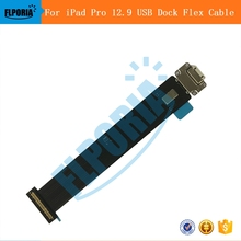 For iPad Pro 12.9 Inch Charger Charging USB Dock Connector Port Flex Cable Ribbon Plug Repair Tools Part Flex Cable 3G Version(China)