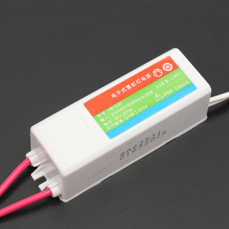 3kV 3000 volts 30mA 5-25W New Neon Sign Transformer Electronic Power Supply