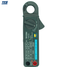 TES PROVA15 AC/DC mA Current Probe Clamp Meter
