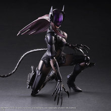2017 Play Arts DC Catwoman in BATMAN 25cm Action Figure Toys(China)