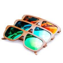 BOBO OISEAU Hommes bambou Classique lunettes de Soleil En Bois Femmes Polarisées  Bois Lunettes de Soleil sport lunettes en bois . 377a9b5c6357