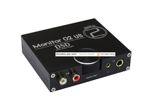 New High Performance Musiland Monitor 02 US mark2 External USB HIFI Computer For Windows MAC Sound Card Free Shipping