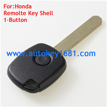 New Entry Remote Key Shell 1 Button fit for HONDA Odyssey CR-V City Accord Civic
