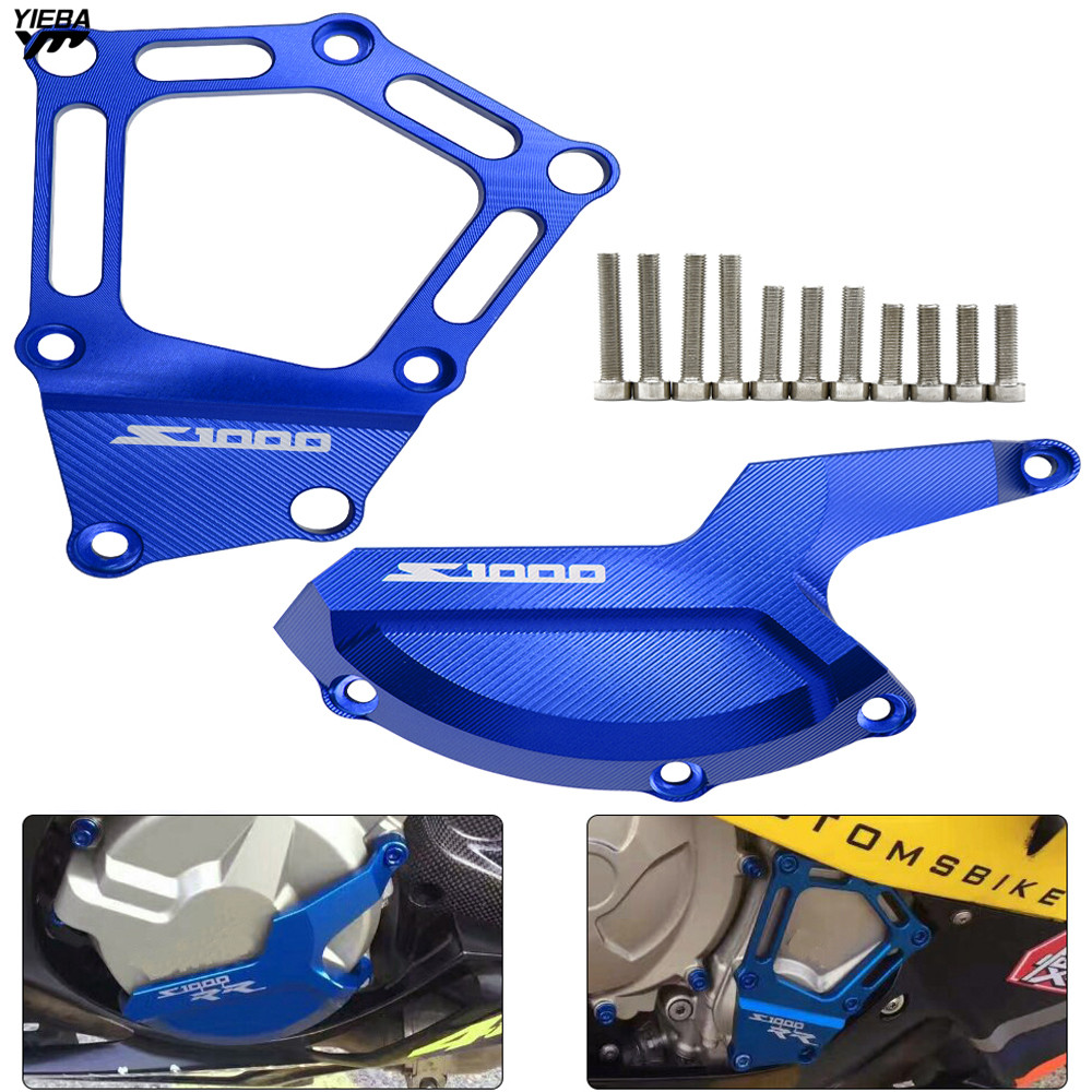 Motorcycle Engine Saver Stator Case Guard Cover Slider Protector for BMW S1000RR S 1000 RR HP4 K42 K46 2009 -2014 10 11 12 2013