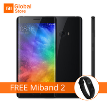 "Original Xiaomi Mi Note 2 Mobile Phone Dual 3D Curved Glass Snapdragon 821 4GB RAM 64GB ROM 5.7"" Flexible Display 22.56MP Camera"