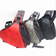 Buy Waterproof Backpack Shoulder Camera Bag Case Nikon Canon Sony Fuji Leica Pentax DSLR D3200 D3000 P900 D90 650D 700D 60D 9D for $19.33 in AliExpress store