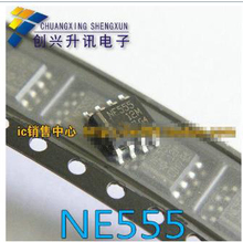 NE555 555 SOP-8 integrated circuit(China)