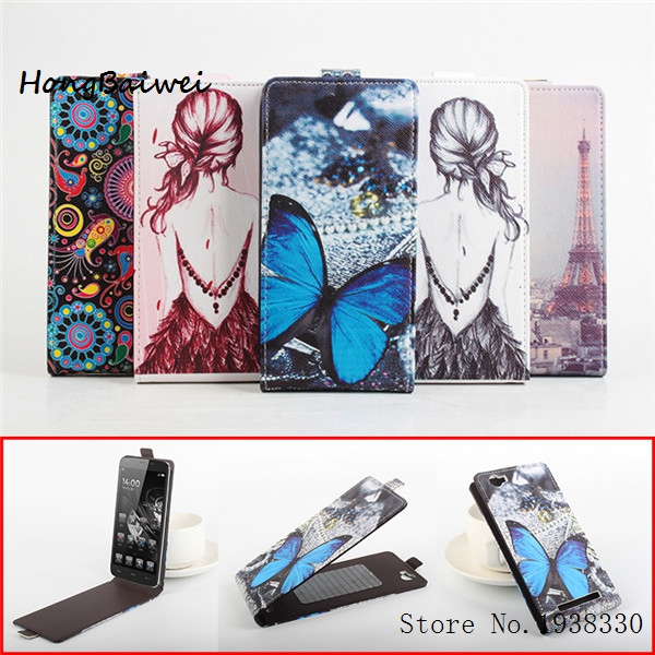 Hongbaiwei 5 Painted Patterns DOOGEE HOMTOM HT6 Case Fashion Leather Exclusive DOOGEE HOMTOM HT6 Protective Phone Cover