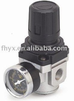 Free Shipping G3/4 Ports SMC Type AR5000-N06 PNEUMATIC REGULATOR With Pressure Gauge 10pcs A Lot<br>