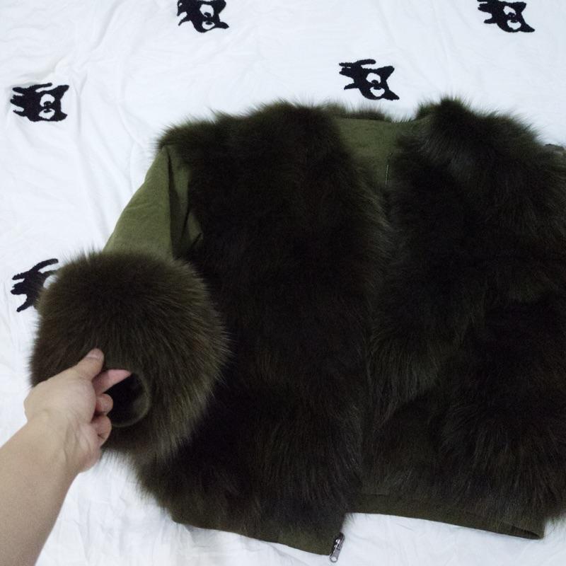 new styles fox fur jacket for women (33)