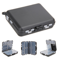 Light Weight  Fishing Lure Bait Tackle Waterproof Storage Box Case With 26 Compartments
