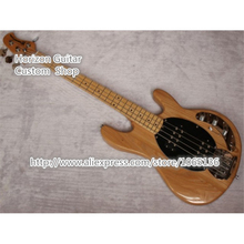 Top Quality Cheap Price Music Man Bass 4 Strings Active Pickups from China Music Instrument Factory Left Handed Available