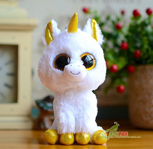 The New White Unicorn Doll  Super Kawaii  Plush Horse  Toys  For Baby Girl Gifts