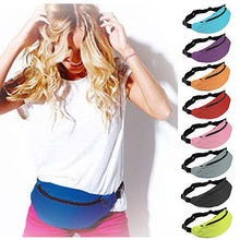 BUM BAG Travel Personal Canvas Security Fanny Pack Hip Waist Festival Money Pouch Belt Wallet Sport Holiday Kids