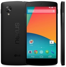 Original LG google Nexus 5 16GB 32GB Unlocked 4G lte D820 D821 android 5.0 4.95'' 8MP Quad core RAM 2GB Mobile phone refurbished