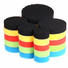 "SPTA 5Pcs 3"" (80mm)/4""(100mm)/5""(125mm)/6""(150mm)/7""(180mm) Polishing Pad Sets for Auto Car Polisher --Select Size You Want(China)"
