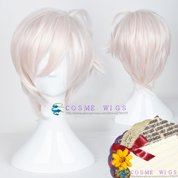 New Arrival Idolish7 Wig Kujyou Ten / Kujou Tenn Cosplay Wig Heat Resistant Synthetic Hair Wigs<br><br>Aliexpress