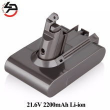 Replacement Vacuum Cleaner Battery for Dyson DC58 DC59 DC61 DC62 Animal V6 965874-02 Li-ion 21.6V 2.2Ah Rechargeable