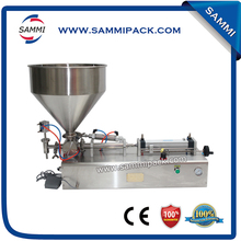 small canning machine,cough syrups/ body lotion/ointment filling machine(China)