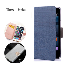 (3 Styles) Flip Phone Leather Cover for Coolpad Modena 2/Coolpad Sky 3/Coolpad E502 5.5 inch Phone Soft Cover Card Slot/Stander(China)
