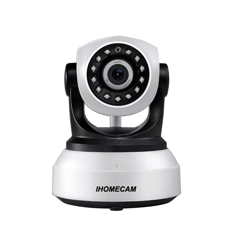 HD 720P Wireless IP Camera Wifi Infrared Night Vision Camera IP Network Camera CCTV WIFI P2P Onvif IP Camera<br>