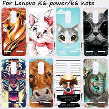 Buy TAOYUNXI Cases Lenovo Vibe K6 Note K6 Power Cover K6NOTE Hard Plastic Soft TPU Cool Cute Stylish Back Skin Shell Hood for $1.98 in AliExpress store