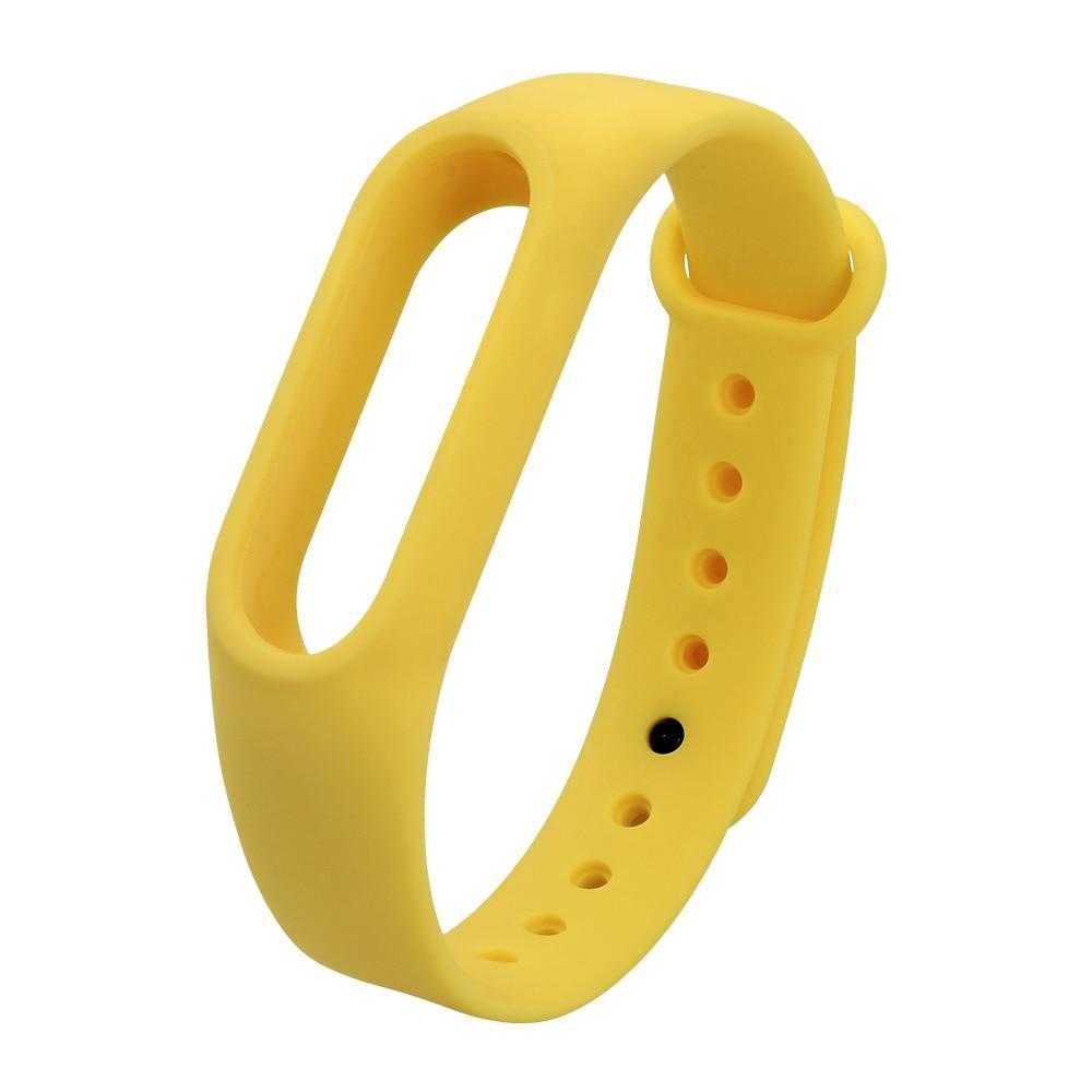 xiaomi mi band 2 strap yellow