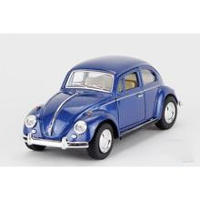 Children Kids 1967 Volkswagen Classical Beetle Model Car KT4026 4inch Diecast Metal Alloy Cars Toy Pull Back Gift
