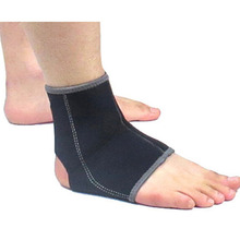 High quality Adjustable Sports ankle support Pad bandage GYM Lightweight professional football ankle brace Guard Wrap Protection